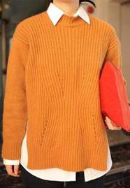 日本品牌。原价11550日币;领子很厚实,整见衬衫超级挺。